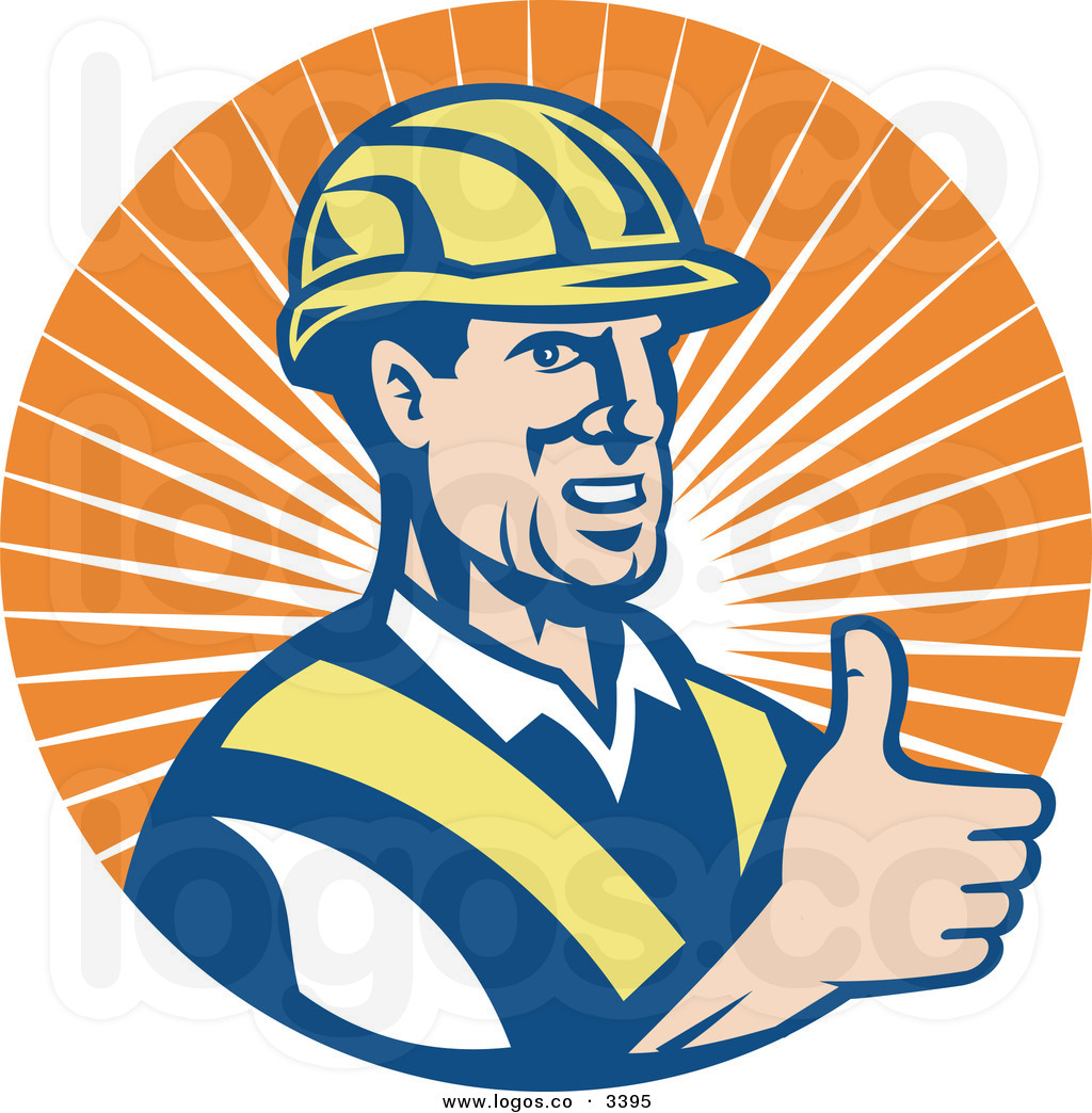 Construction Worker Clipart Black And White   Clipart Panda - Free ...
