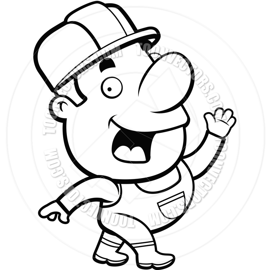 construction-worker-clipart-black-and-white-toonvectors-26804-940 jpgUnder Construction Clipart Black And White