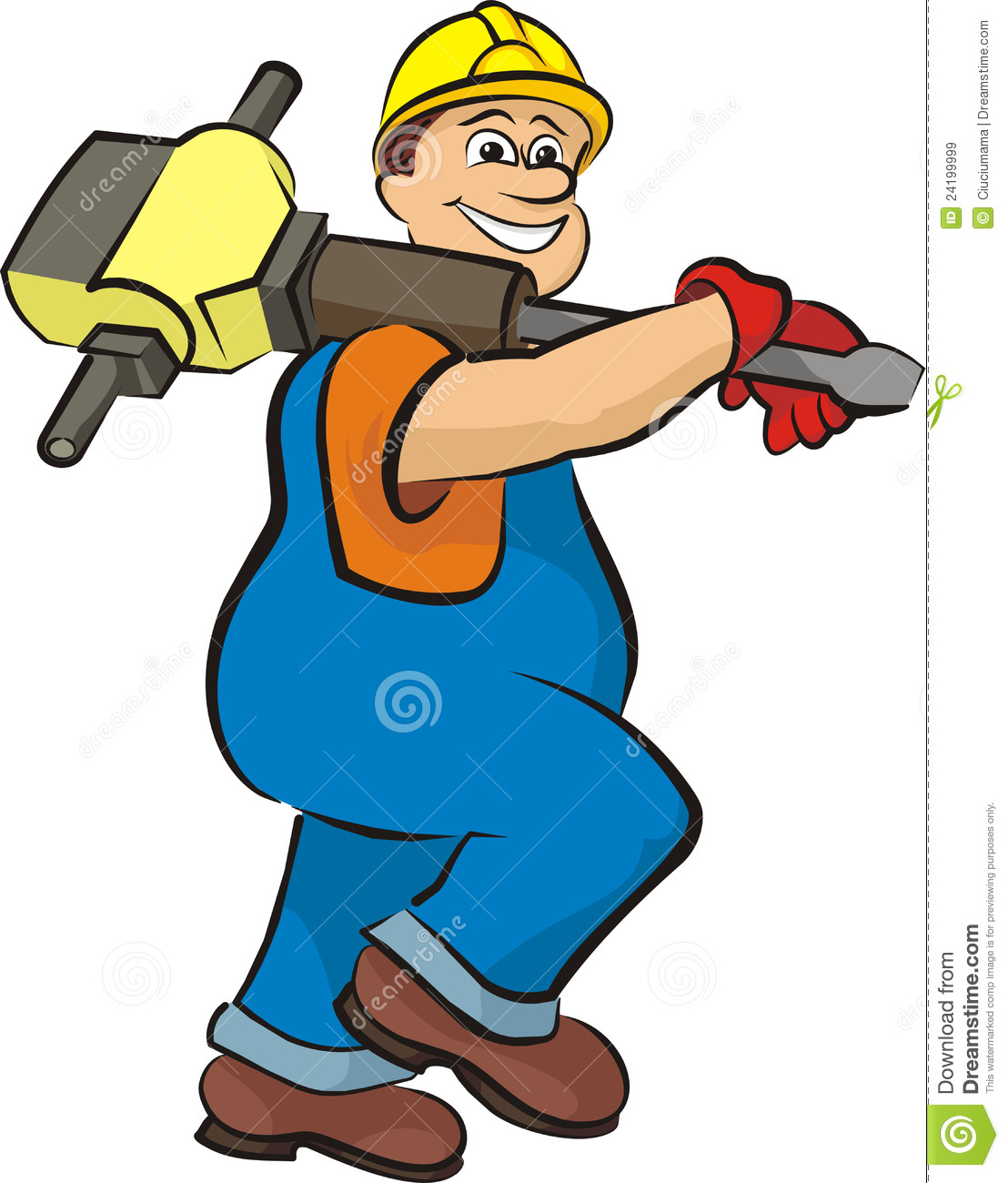 clipart worker - photo #15