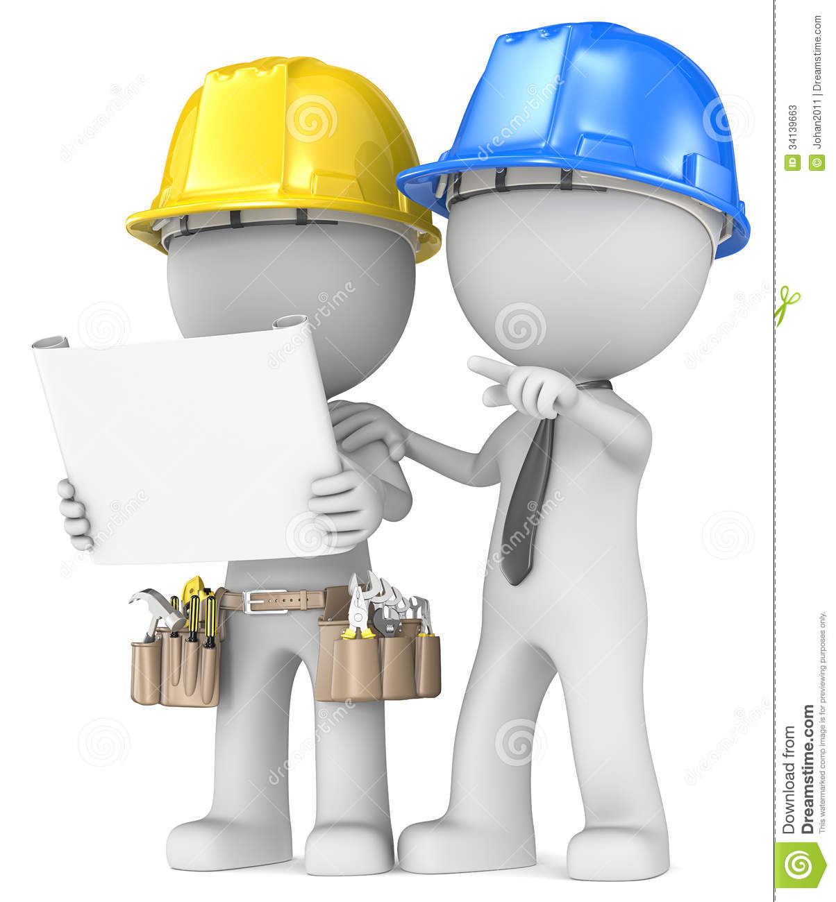 Contractor clip art clipart panda free clipart images for Blueprint builder free