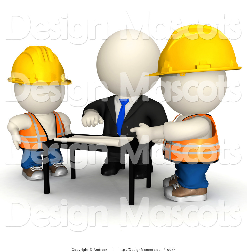 Contractor 20clipart clipart panda free clipart images for How to build a house without a contractor