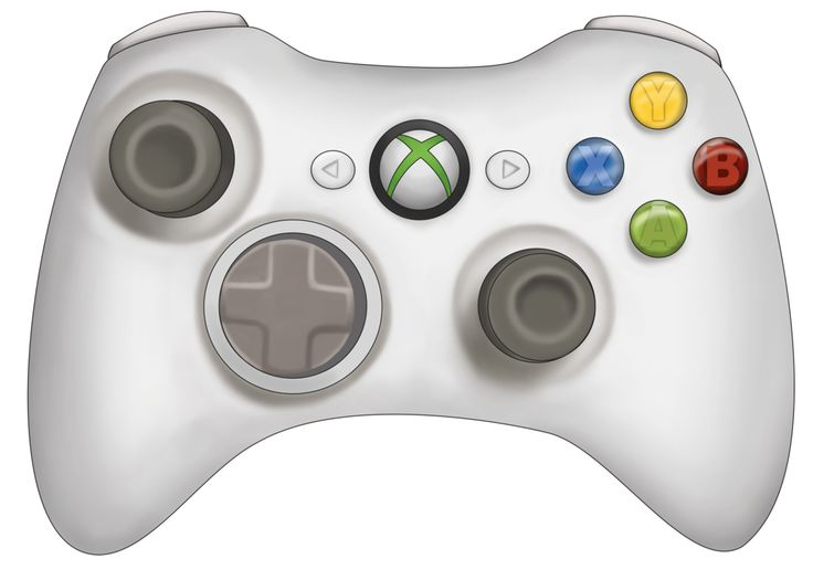 xbox one controller clipart | Clipart Panda - Free Clipart ...