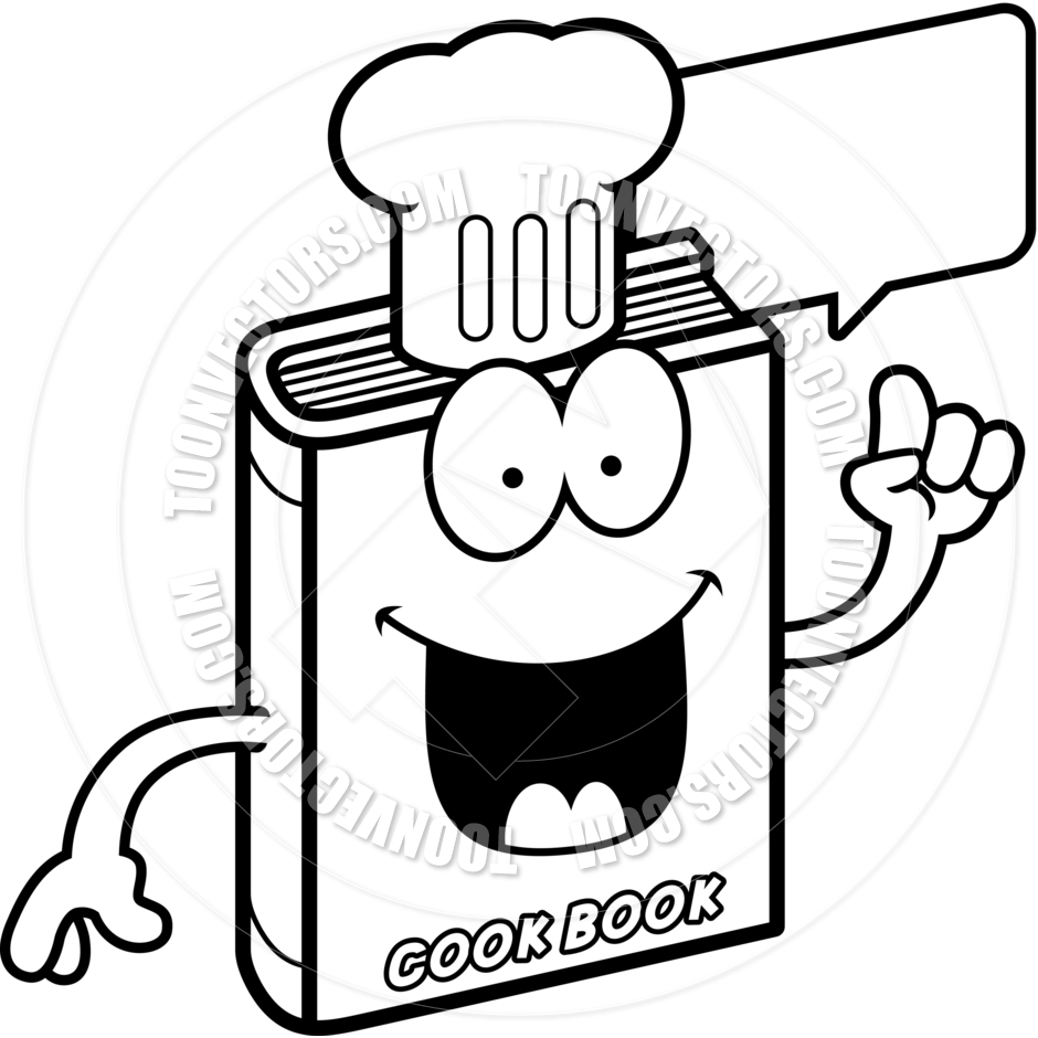 Cookbook Covers Images : Cookbook clipart panda free images