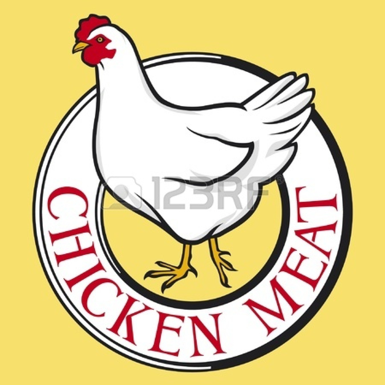 Free Clipart Of Cooked Chicken