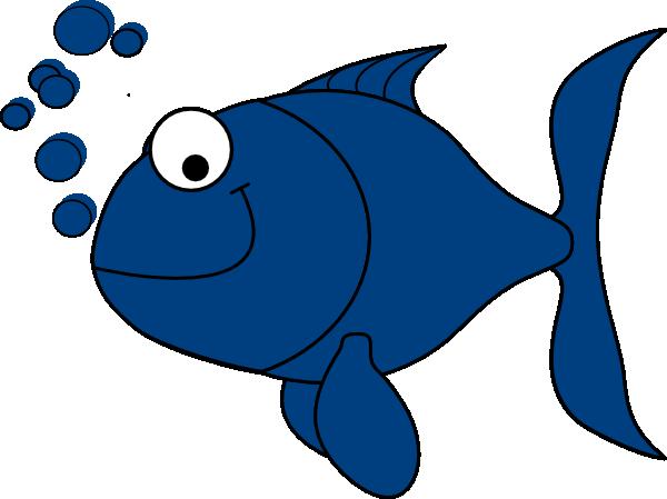 Free Cute Fish Clip Art