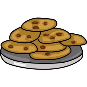 chocolate cookie clip art clipart panda free clipart images rh clipartpanda com clipart cooking clip art cookie decorating