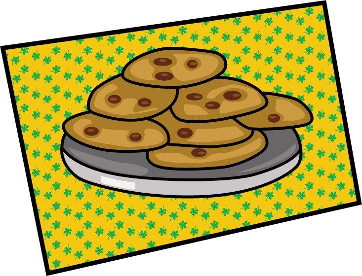 Cookie Clip Art