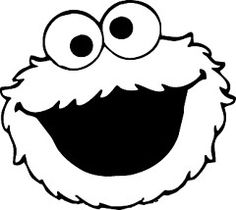 Cookie Monster Clip Art