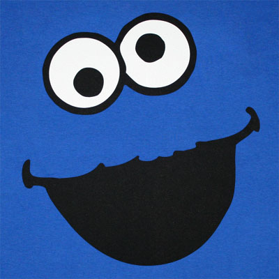 picture about Printable Cookie Monster Face identified as Cookie Monster Clip Artwork Printable Clipart Panda - Absolutely free