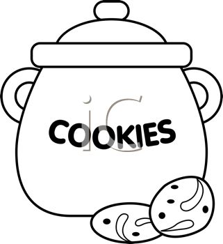 Clear Clip Art Cookies – Clipart Download