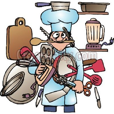 Cooking Ingredients Clipart | Clipart Panda - Free Clipart Images