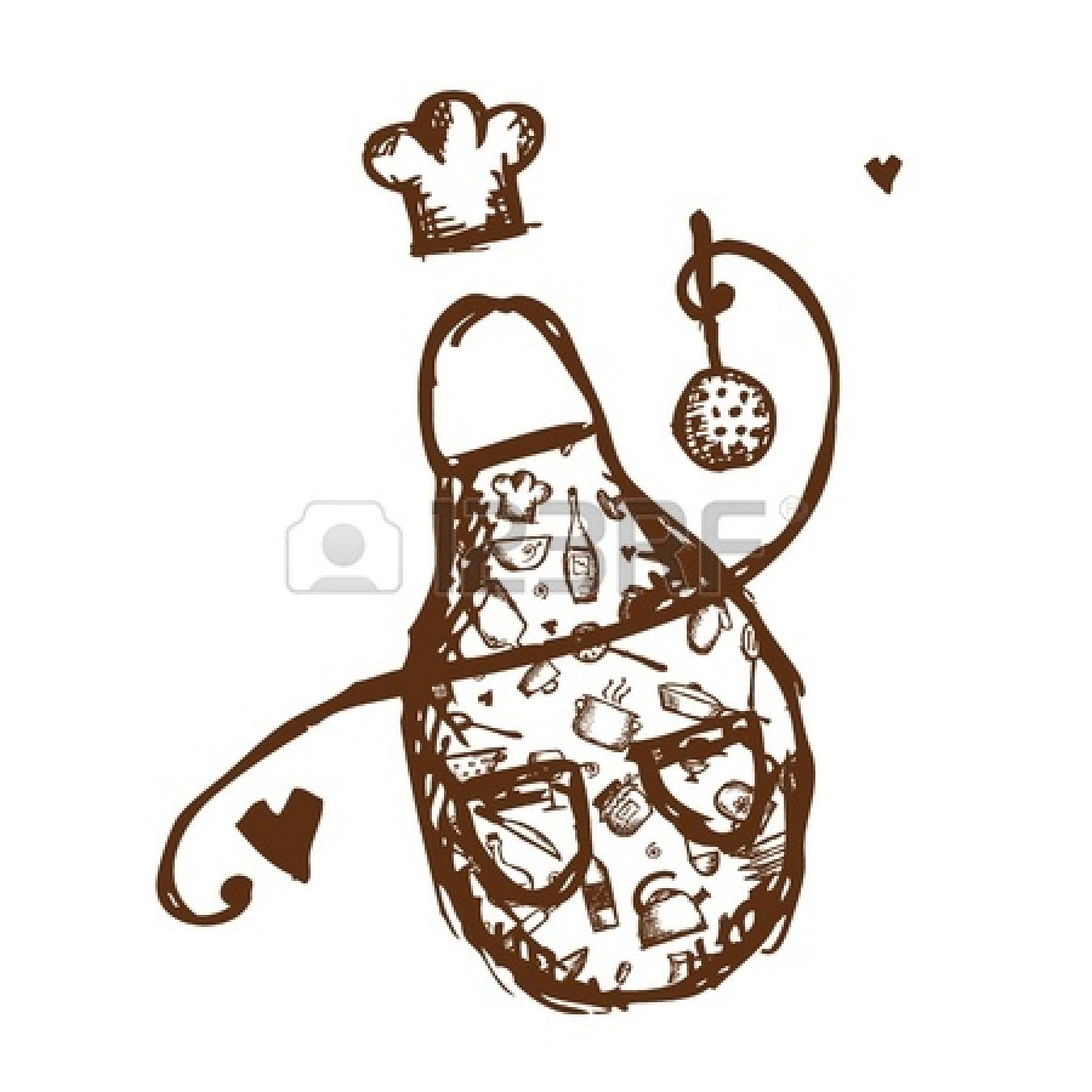 Cooking Utensils Drawing | Clipart Panda - Free Clipart Images