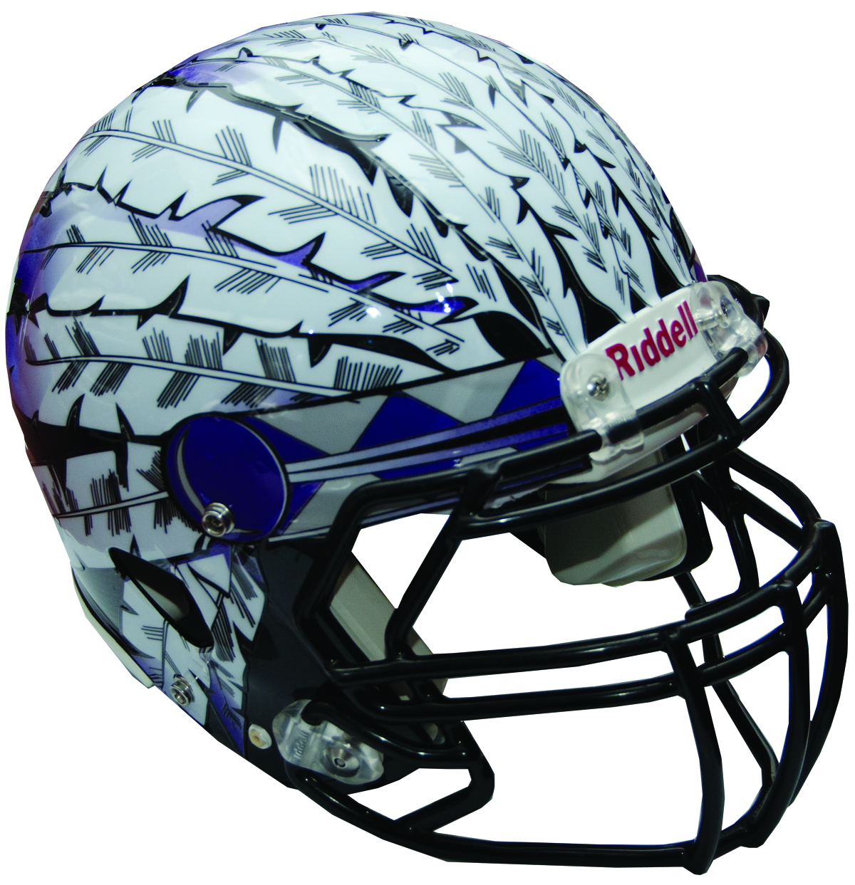 Cool Football Helmet Sticker Designs