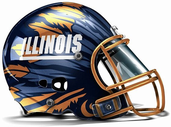 New College Football Helmet Designs