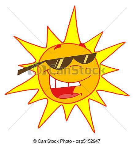 Cool Sun Clip Art | Clipart Panda - Free Clipart Images