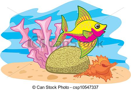 Coral Reef Fish Clipart | Clipart Panda - Free Clipart Images