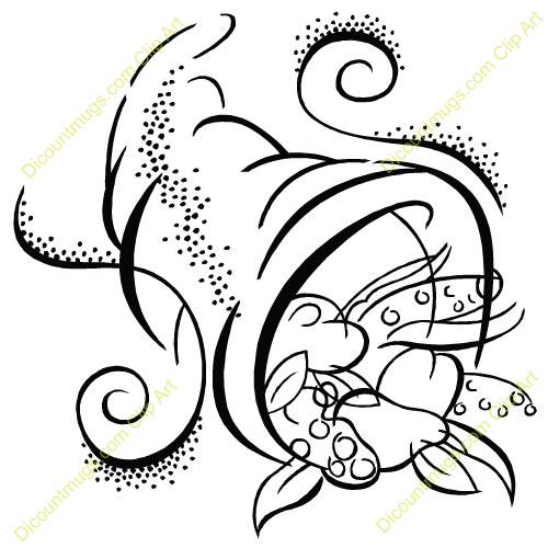 this cornucopia clip art clipart panda free clipart images rh clipartpanda com cornucopia clipart black and white cornucopia clipart png