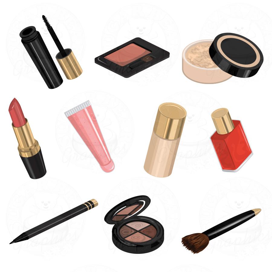 Cosmetics Clipart