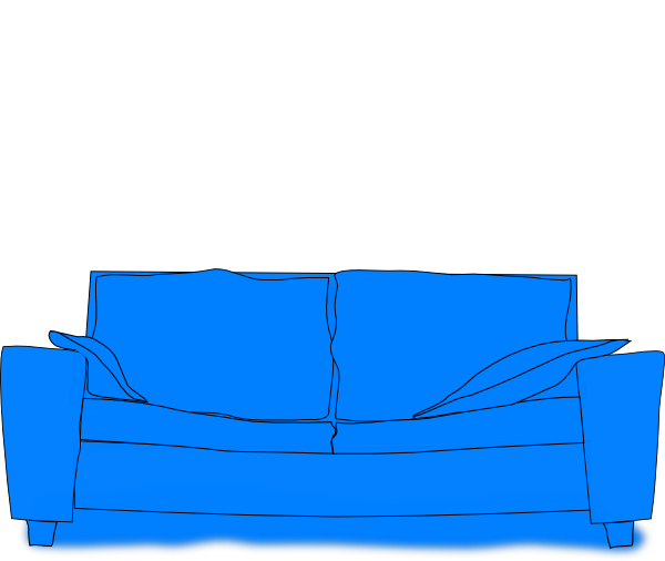 Couch 20clipart Clipart Panda Free Clipart Images