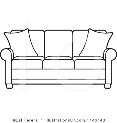 Royalty free rf sofa clipart clipart panda free for Sofa clipart