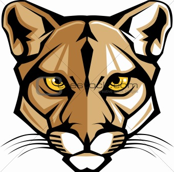 Cougar Panther Mascot Head | Clipart Panda - Free Clipart Images