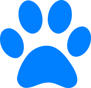 Clip Art Paw Print Clipart dog paw print clip art free download clipart panda free