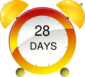 20 Day Countdown Calendar | Calendar Template 2016