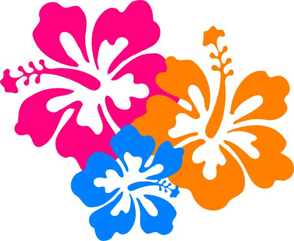 hawaiian flower clip art borders clipart panda free clipart images rh clipartpanda com hawaiian flower clip art to print hawaiian flower clip art for monogram