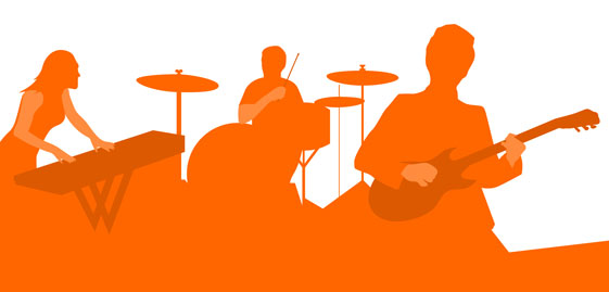 Let us create background music | Clipart Panda - Free Clipart Images
