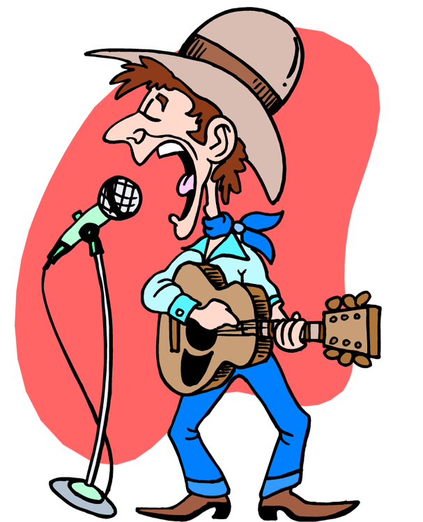 Free Country Music Clipart | Clipart Panda - Free Clipart Images