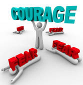 Image result for courage clipart