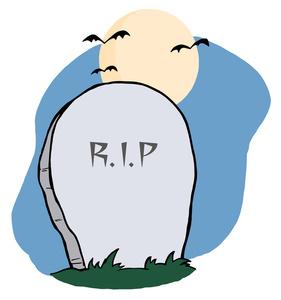 courtesy 20clipart clipart panda free clipart images Rip Stone Graveyard Skull Graveyard Drawings