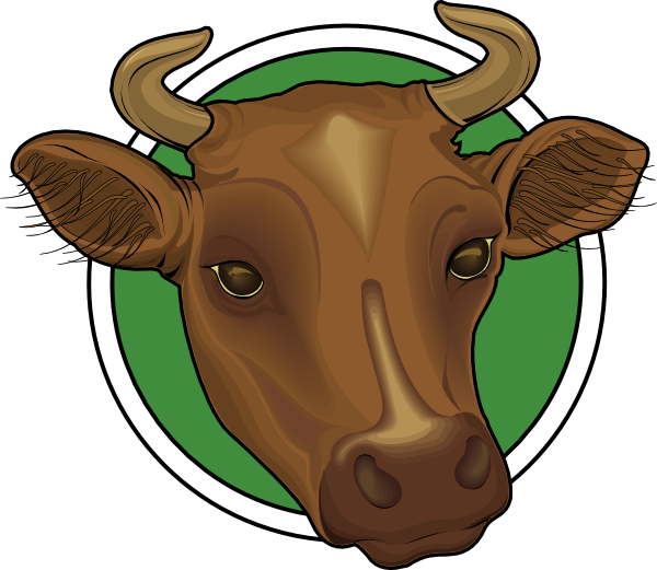 Cow Face Clipart | Clipart Panda - Free Clipart Images