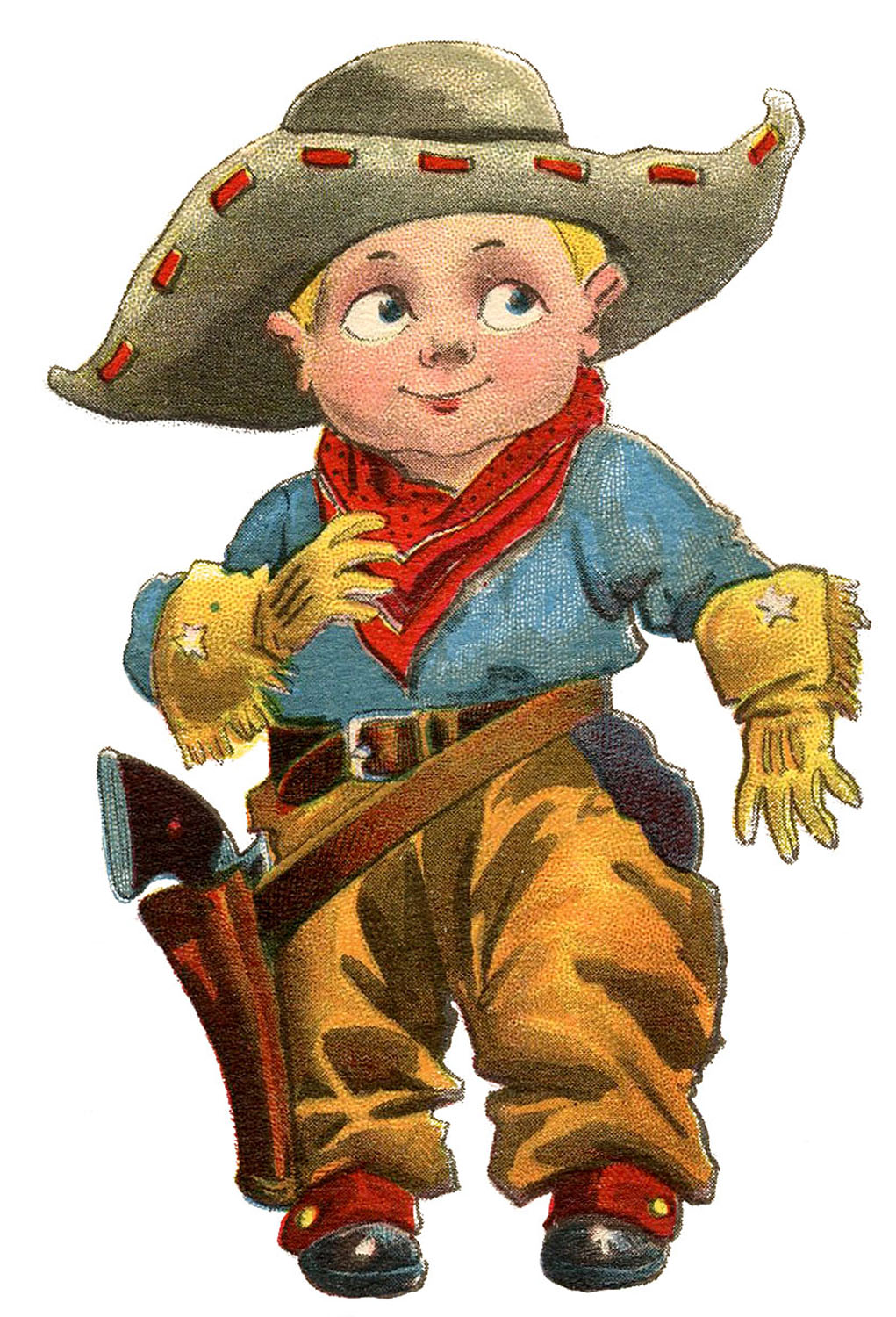 clipart panda cowboy - photo #22