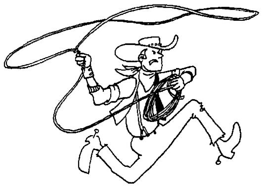 Cowboy Clipart Clipart Panda