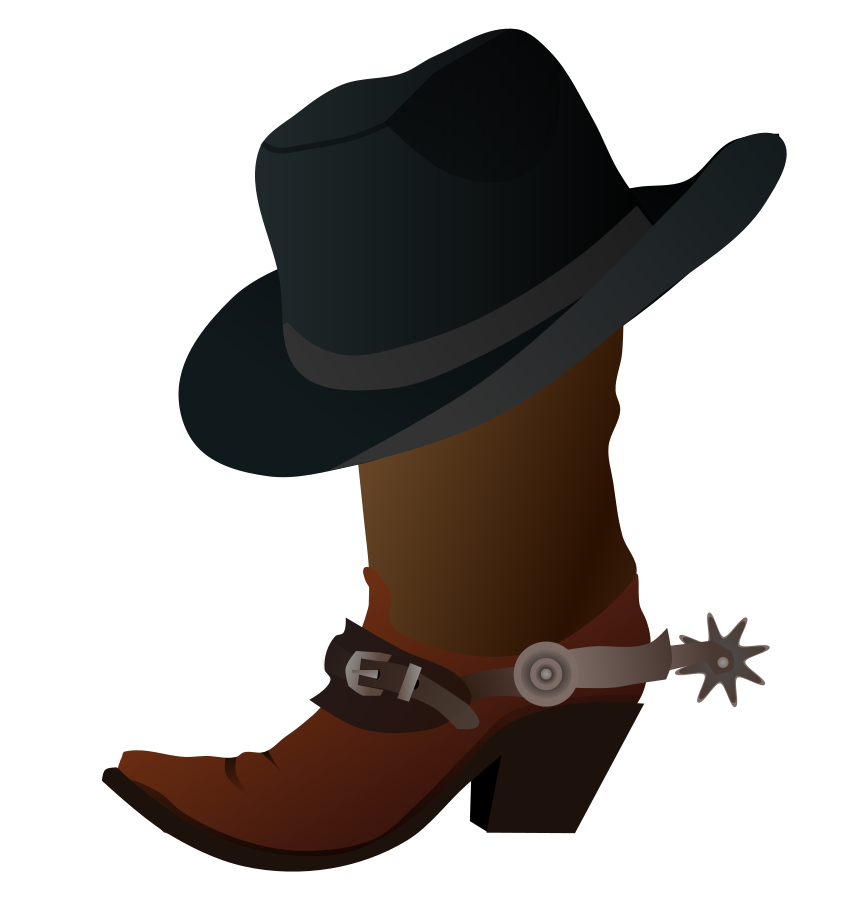 cowboy hat clip art clipart panda free clipart images rh clipartpanda com cowgirl hat clip art cowgirl hat clip art black and white