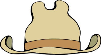 Clip Art Cowboy Hat Clip Art cowboy hat clip art clipart panda free images clipart