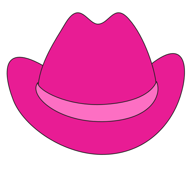 cowboy hats graphicsby  Clipart Panda  Free Clipart Images