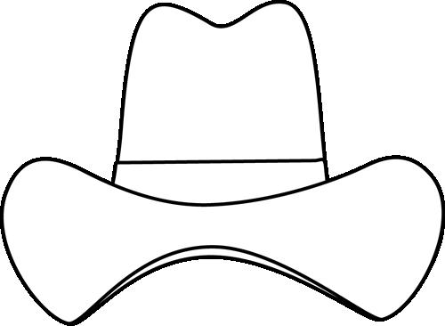 Simple Cowboy Hat Clip Art | Clipart Panda - Free Clipart Images