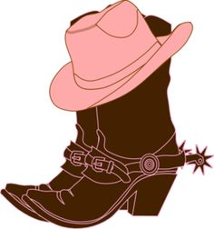 cowgirl clipart