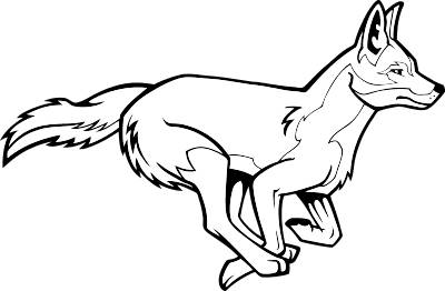 coyote clip art clipart panda free clipart images rh clipartpanda com coyote clipart black and white clipart coyote howling