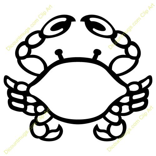 Crab Clip Art