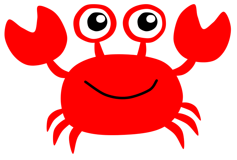 Cartoon Crab Images