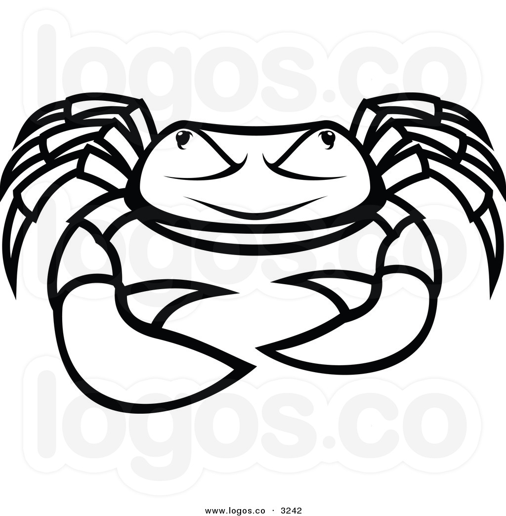 The gallery for --> Blue Crab Clipart Black And White Blue Crab Clipart Black And White