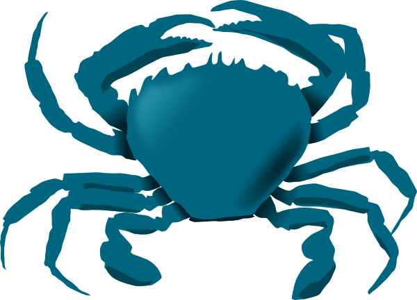blue crab clipart clipart panda free clipart images rh clipartpanda com blue crab clipart free Crab Clip Art
