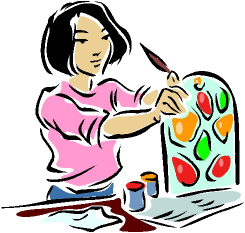 Clip Art For Arts And Crafts