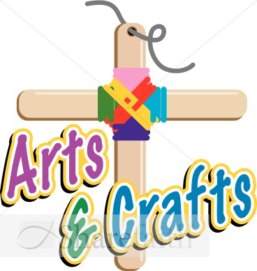 Arts And Crafts Clip Art