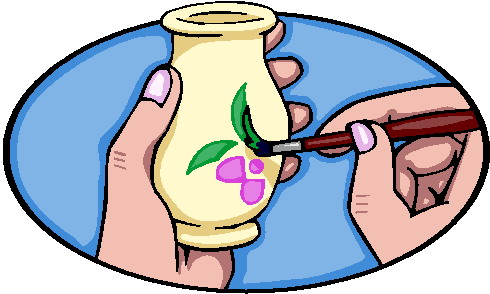 Clipart Arts And Crafts