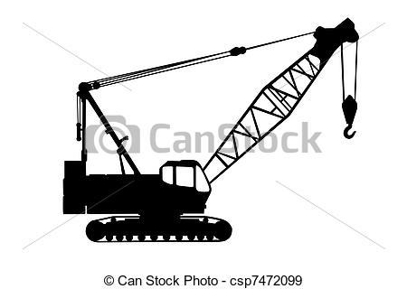 Construction Crane Clipart | Clipart Panda - Free Clipart Images