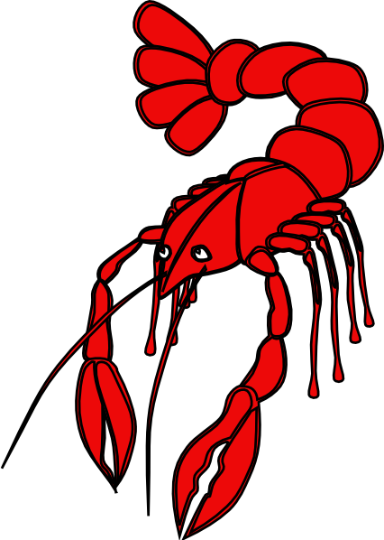 Clip Art Crawfish Clipart crawfish clipart panda free images